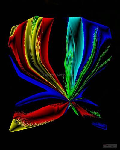 MartinusLinzer, Coloured Balloon, Fantasie, Diverses, Gegenwartskunst
