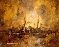 Andreas-Gortan-Abstraktes-Abstraktes-Moderne-Abstrakte-Kunst-Action-Painting