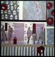 Monika-Ostheimer-Menschen-Menschen-Gruppe-Moderne-Abstrakte-Kunst