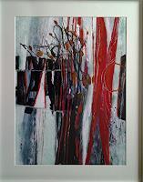 Monika-Ostheimer-Abstraktes-Pflanzen-Blumen-Moderne-Abstrakte-Kunst