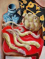 Ken-Dowsing-Ernte-Essen-Moderne-Expressionismus