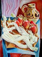 Ken-Dowsing-Essen-Dekoratives-Moderne-Expressionismus