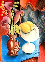 Ken-Dowsing-Natur-Dekoratives-Moderne-Expressionismus