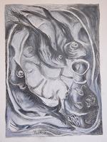 Ken-Dowsing-Dekoratives-Essen-Moderne-Expressionismus