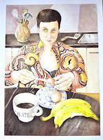 Ken-Dowsing-Menschen-Situationen-Moderne-Expressionismus