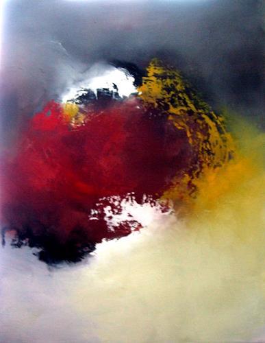 Stiane, Walessa, Natur: Diverse, Diverse Landschaften, Abstrakte Kunst, Expressionismus