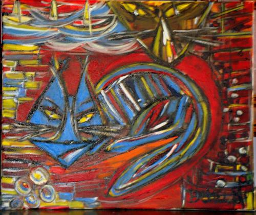 Angelika Demel, Lars, Fantasie, Expressionismus