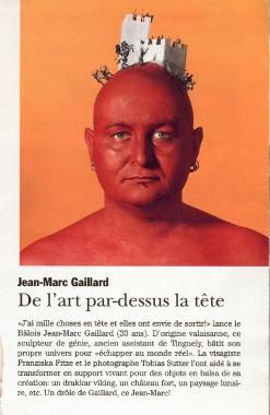 Jean-Marc Gaillard