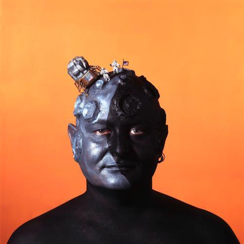 Jean-Marc Gaillard, Mond, Weltraum: Mond, Menschen: Mann, Dadaismus, Abstrakter Expressionismus