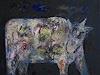 Victor Gutsu, the cow