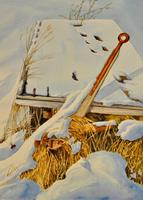Daniel-Gerhard-Zeiten-Winter-Skurril-Moderne-Abstrakte-Kunst