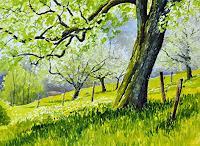 Daniel Gerhard, Beim alten Birnbaum