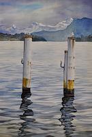 Daniel-Gerhard-Landschaft-See-Meer-Zeiten-Winter-Moderne-Abstrakte-Kunst