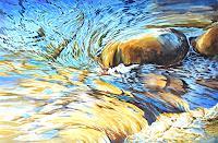 Daniel Gerhard, Wasser-Farben