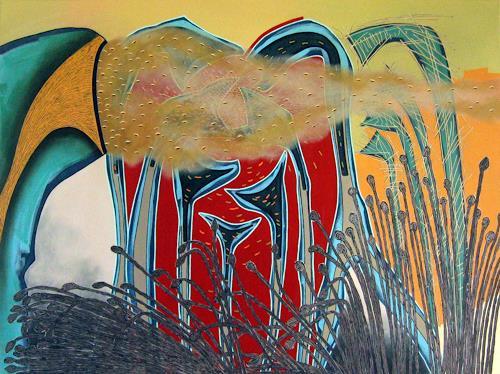 Pablo Lira, Diskussionen und Einflüsse, Abstraktes, Bewegung, Neo-Geo
