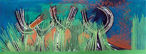 Pablo Lira, Ohne Titel, Abstraktes, Landschaft: Ebene