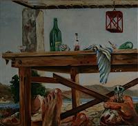 Werner-Fink-Diverse-Menschen-Situationen-Moderne-Neue-Sachlichkeit