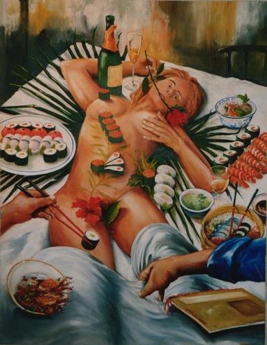 erotik essen devot englisch