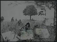 Werner-Fink-Menschen-Frau-Natur-Diverse-Moderne-Naturalismus