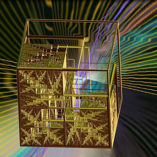 Sankofa, innovatives Wohnen, Diverse Bauten, Diverse Wohnen, Abstrakte Kunst