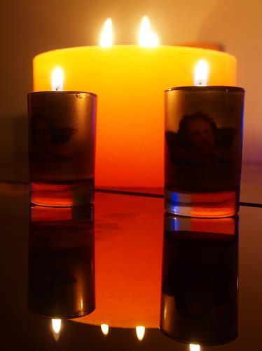Sankofa, la lumière qui me protège, Poesie, Stilleben, Fotorealismus