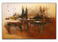 Burgstallers-Art-Abstraktes-Landschaft-Gegenwartskunst-Gegenwartskunst