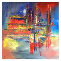 Burgstallers-Art, City