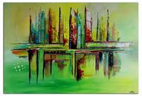 Burgstallers-Art-Abstraktes-Abstraktes-Moderne-Abstrakte-Kunst