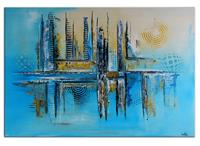 Burgstallers-Art-Abstraktes-Fantasie-Moderne-Moderne