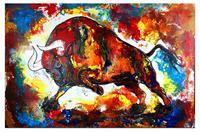Burgstallers-Art-Tiere-Abstraktes-Moderne-Abstrakte-Kunst