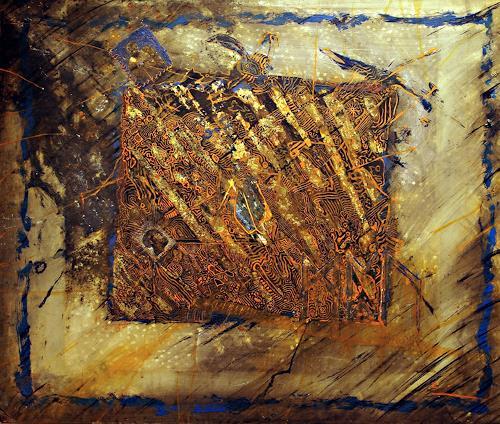 Frank Dimitri Etienne, Hip Hop, Diverses, Abstrakte Kunst
