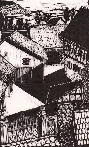 Frank Dimitri Etienne, O/T, Landschaft, Realismus