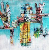 Conny-Fantasie-Abstraktes-Moderne-Abstrakte-Kunst-Informel