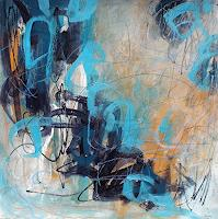 Conny-Abstraktes-Bewegung-Moderne-Expressionismus-Abstrakter-Expressionismus