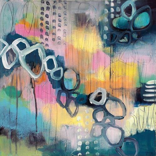 Conny, O/T, Abstraktes, Fantasie, Abstrakter Expressionismus, Expressionismus