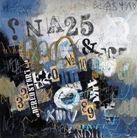 Conny-Abstraktes-Bewegung-Moderne-Abstrakte-Kunst-Informel