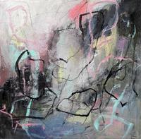 Conny-Abstraktes-Mythologie-Moderne-Expressionismus-Abstrakter-Expressionismus