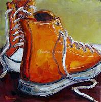 Claudia Hansen, Orange Chucks (Teil 2 /Trilogie)