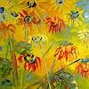 Claudia Hansen, Over the Rainbow | Sonnenblumen