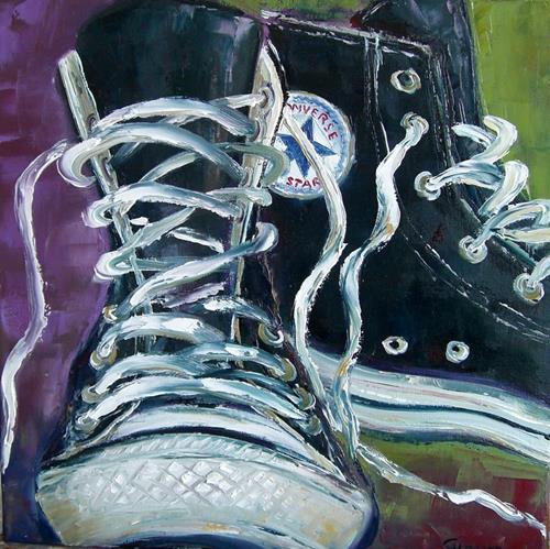 Claudia Hansen, Converse (Teil 1 /Trilogie), Fashion, Sport, Postimpressionismus