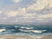 Claudia Hansen, Meereslandschaft