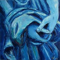 Claudia-Hansen-Gefuehle-Geborgenheit-Religion-Moderne-Impressionismus-Postimpressionismus
