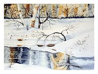 Maria-Inhoven-Landschaft-Winter-Natur-Wald-Moderne-Naturalismus