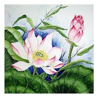 Maria-Inhoven-Pflanzen-Blumen-Natur-Wasser-Moderne-Naturalismus