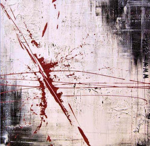 Nele Kugler, KRAFTWERK, Abstraktes, Fantasie, Moderne
