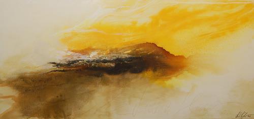 Nele Kugler, summer glory, Abstraktes, Landschaft: Sommer, Abstrakte Kunst