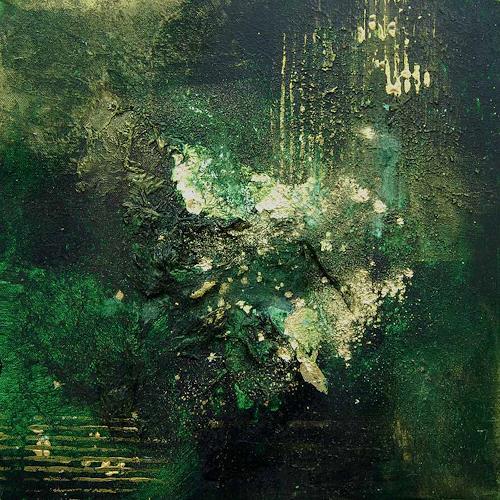 Nele Kugler, hope & glory, Abstraktes, Glauben, Abstrakte Kunst, Expressionismus