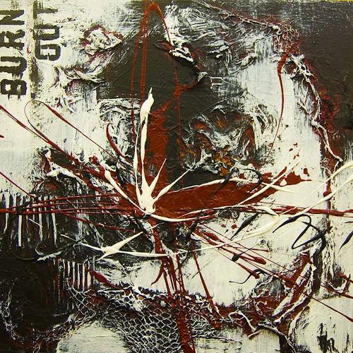 Nele Kugler, burnout XS, Abstraktes, Diverse Gefühle, Gegenwartskunst