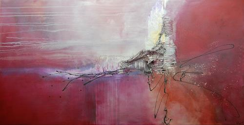 Nele Kugler, ein kleines bisschen Sicherheit, Abstraktes, Gefühle: Geborgenheit, Abstrakte Kunst