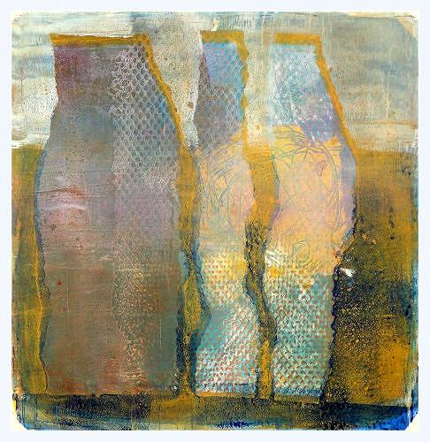 Gerda Lipski, o.T., Abstraktes, Expressionismus